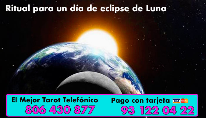 Ritual para un dia de eclipse de Luna