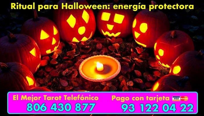 Ritual en grupo para Halloween - Energia protectora
