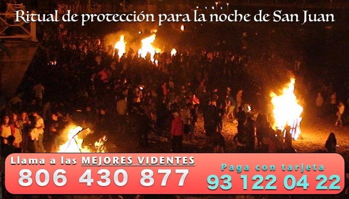 Ritual de protección para la noche de San Juan