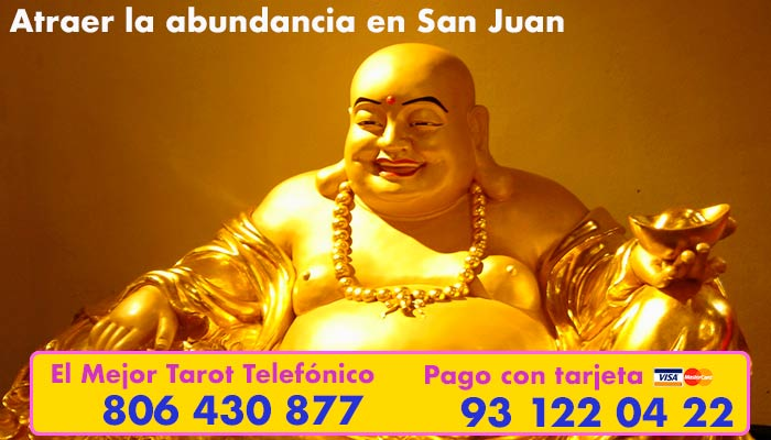 Ritual para atraer la abundancia en San Juan